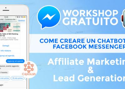 Creare un Chatbot per Messenger